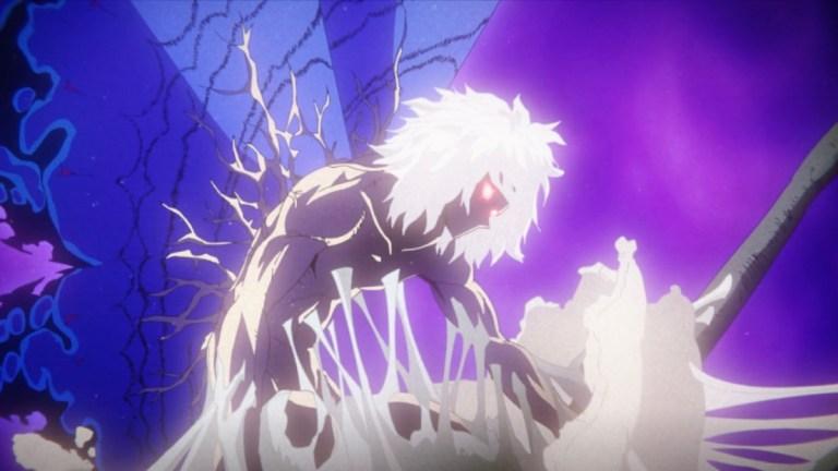 My Hero Academia Season 5 Episode 25 Shigaraki Cocoon