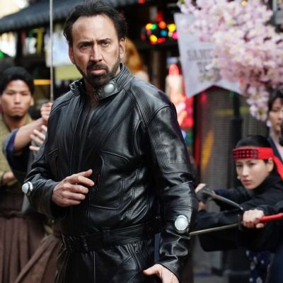 Nicolas Cage in Prisoners of the Ghostland Review