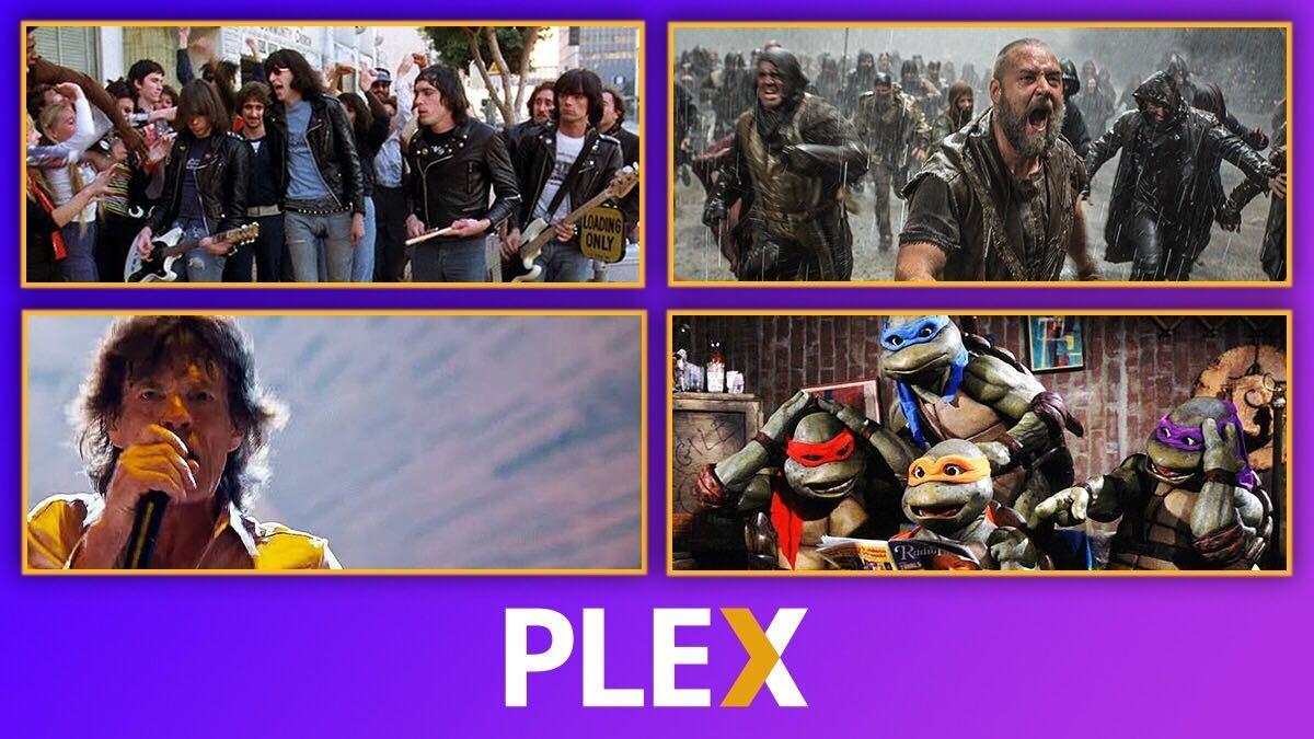 Plex New September Titles