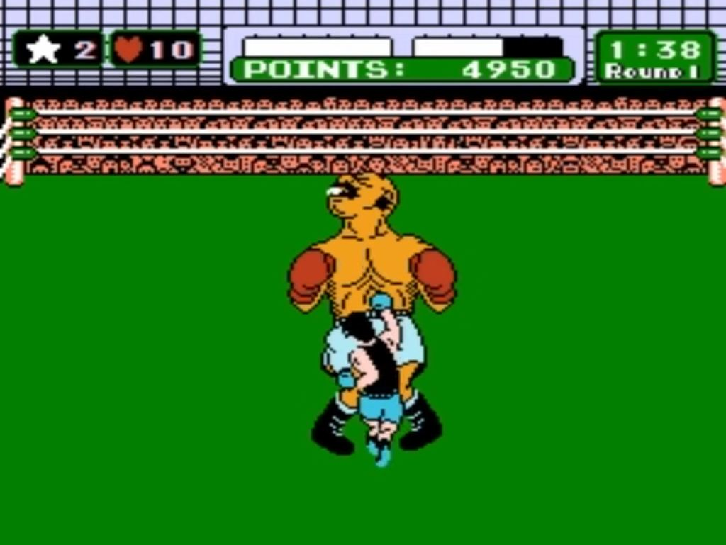 Punch-Out!! NES