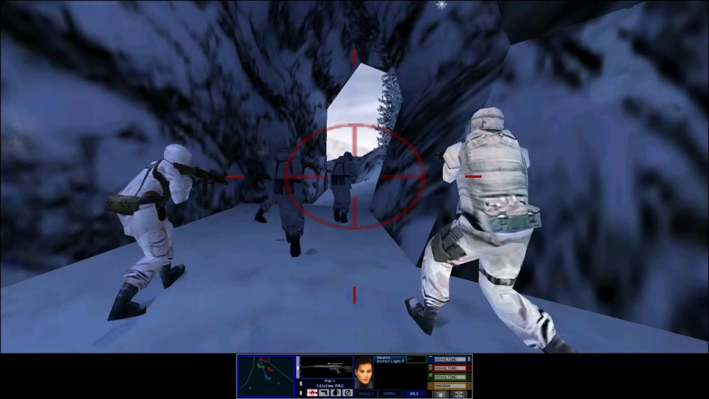 Rainbow Six: Rogue Spear PC gaming
