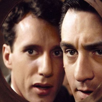 Robert De Niro James Woods in Once Upon a Time in America