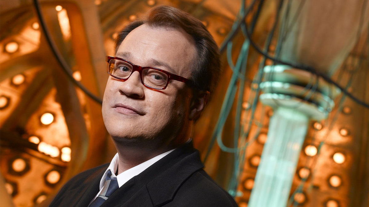 Russell T Davies Doctor Who SciFi Thrill