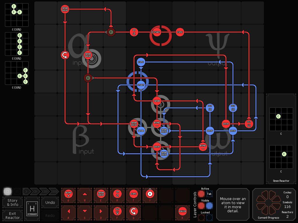 SpaceChem PC game