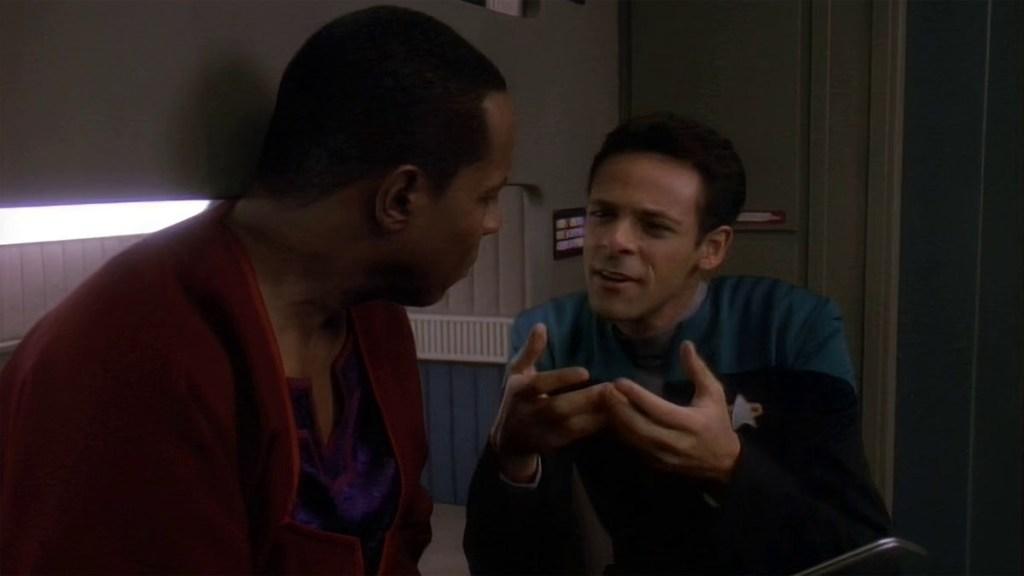 Star Trek: Deep Space Nine 'Past Tense'