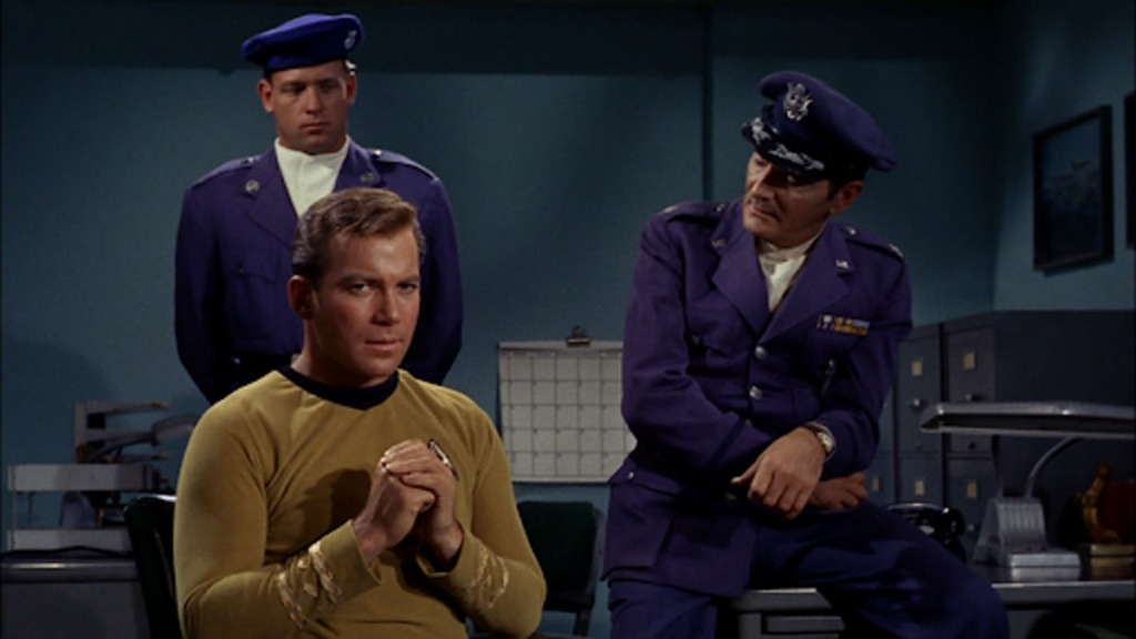 Star Trek TOS Tomorrow is Yesterday
