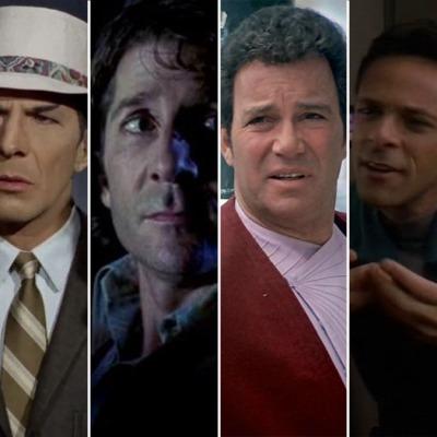 Star Trek present day episodes header image