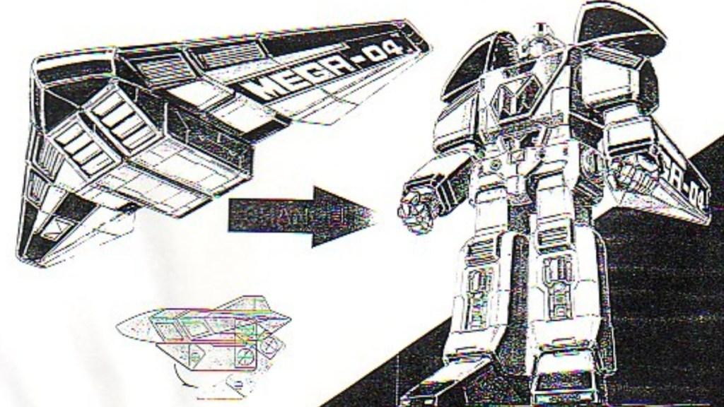 Power Ranger en el espacio Stratoforce