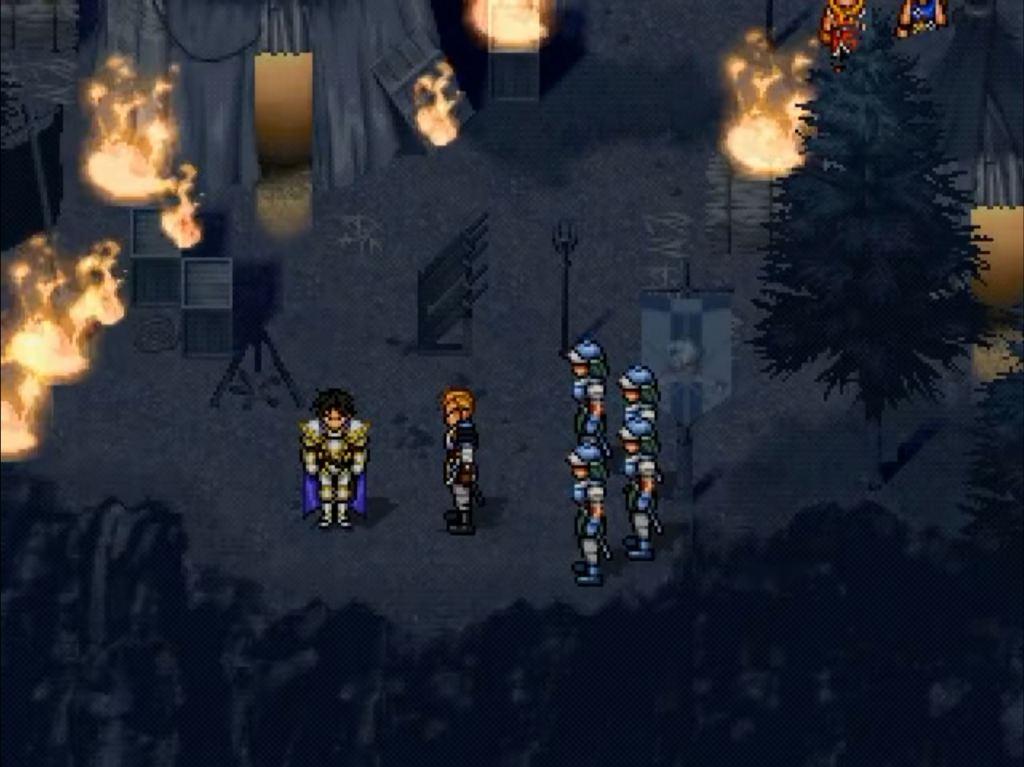 Suikoden 2 PS1 RPG
