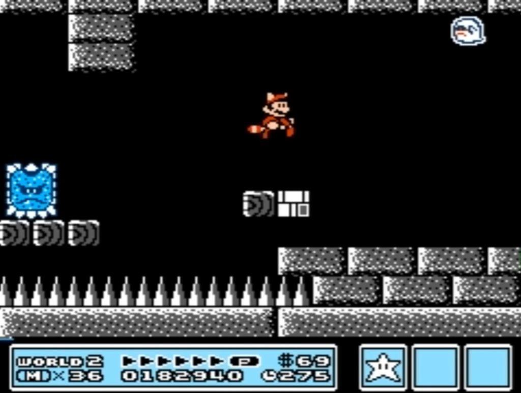 Super Mario Bros. 3 NES