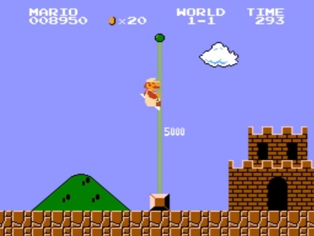 Super Mario Bros. NES