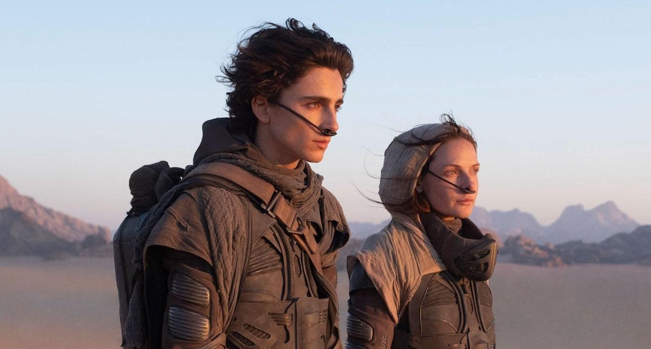 Dune Review: A Sci-Fi Legend Is Born - Den of Geek