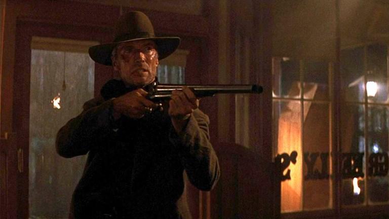 Clint Eastwood in Unforgiven