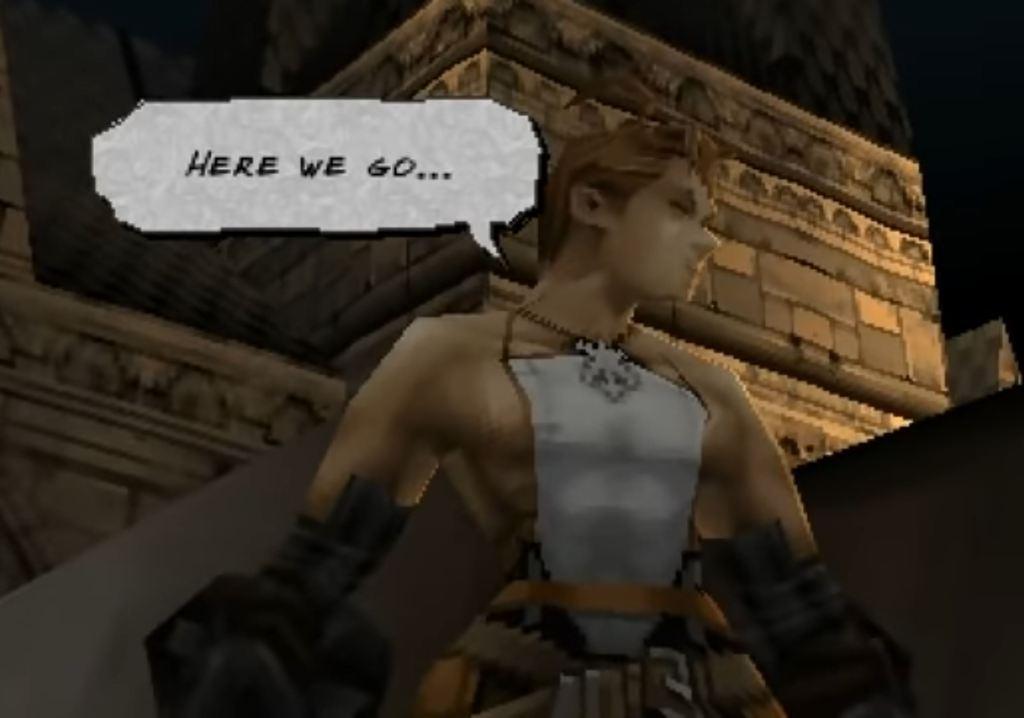 Vagrant Story PS1 RPG