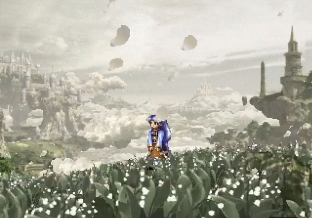 Valkyrie Profile PS1 RPG