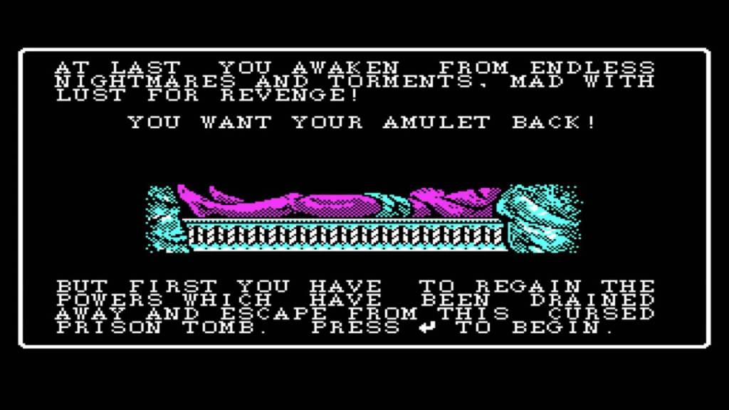 Wizardry IV PC game
