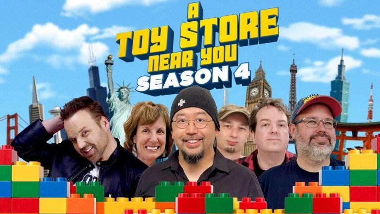 A Toy Store Near You Season 4