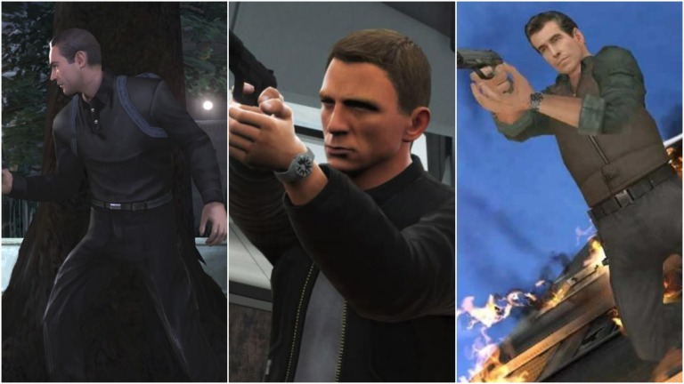 Best James Bond Games