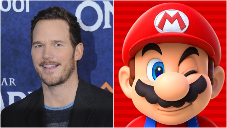 Chris Pratt playing Mario in the Nintendo movie has inspired strong internet reactions