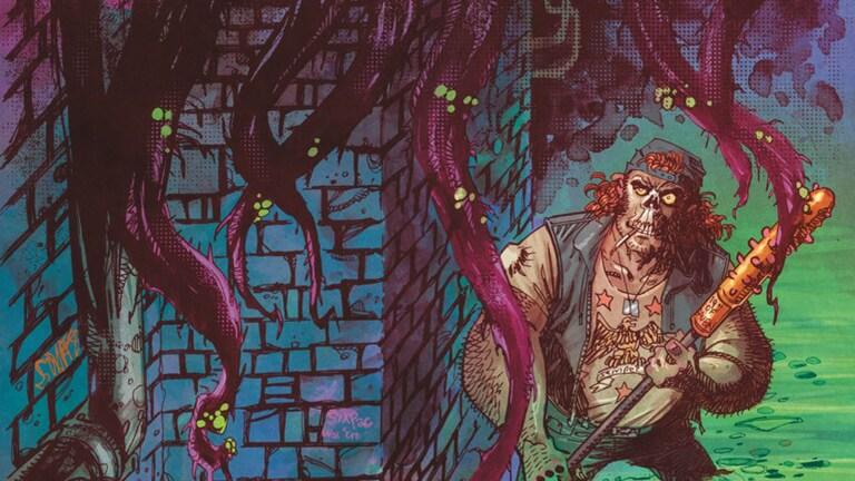 Soul Plumber from DC Comics