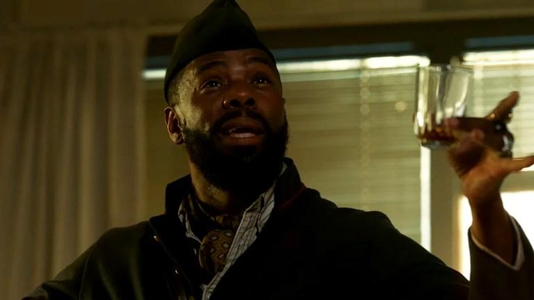 Fear the Walking Dead Season 7: Colman Domingo as Victor Strand.