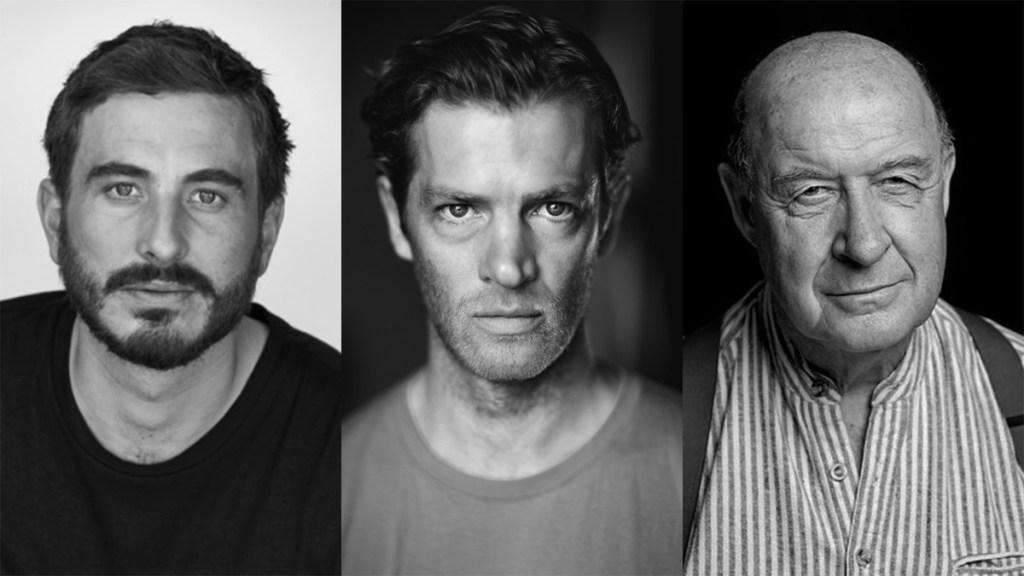 Reparto de House of the Dragon: Ryan Corr, Jefferson Hall, David Horovitch.