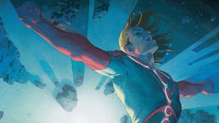 Ikaris from Marvel Comics' Eternals