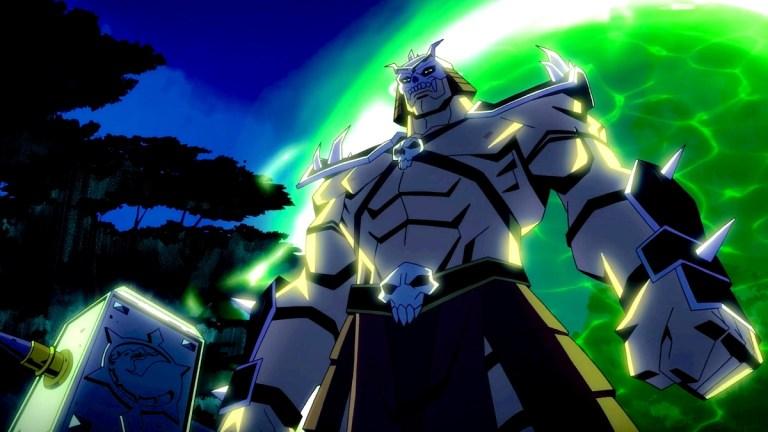 Shao Kahn from Mortal Kombat Legends: Battle of the Realms
