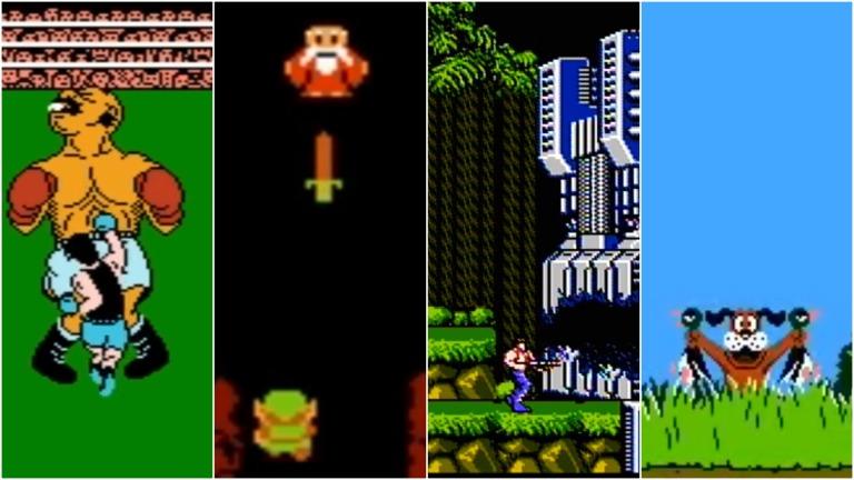 Best NES Games Ever