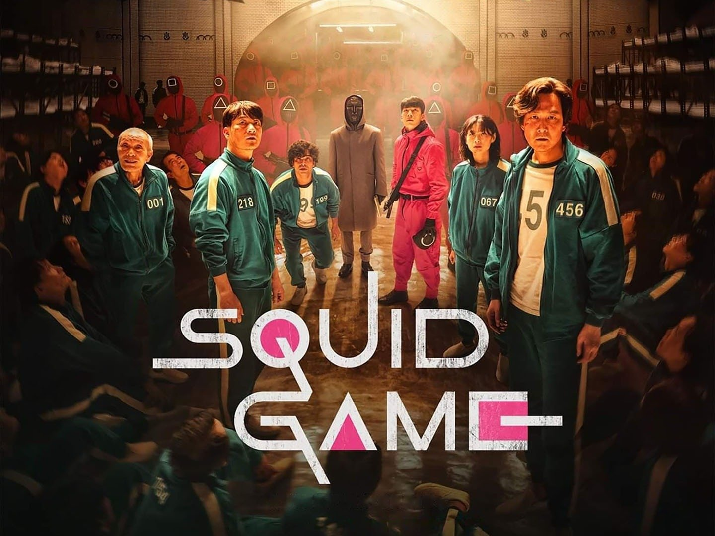 Is Squid Game Based On An Anime Comic Or Manga Den Of Geek