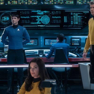 The cast of Star Trek: Strange New Worlds