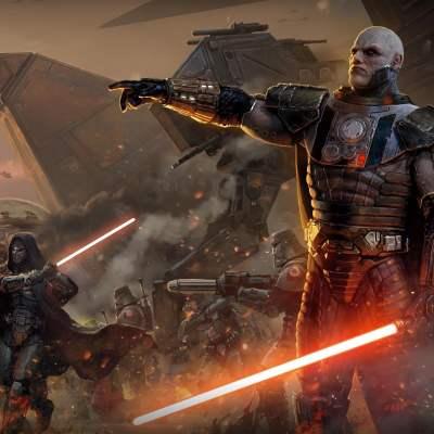 Star Wars Quantic Dream Game