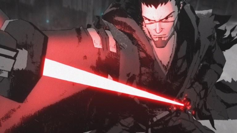 Star Wars: Visions Ronin