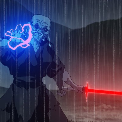 Star Wars Visions Elder