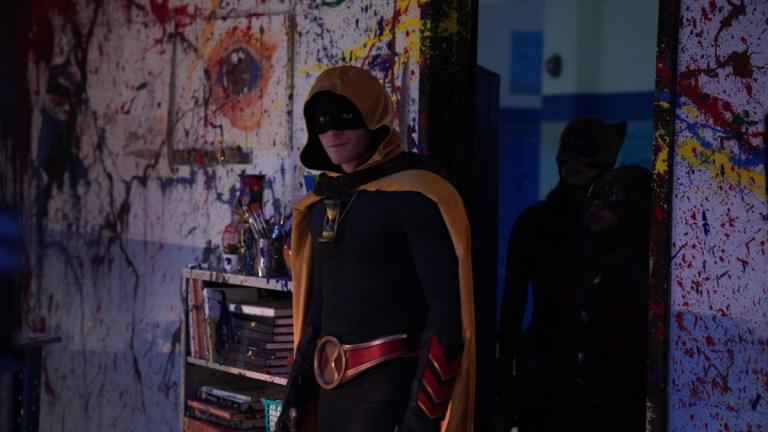Cameron Gellman as Rick Tyler/Hourman on Stargirl Season 2