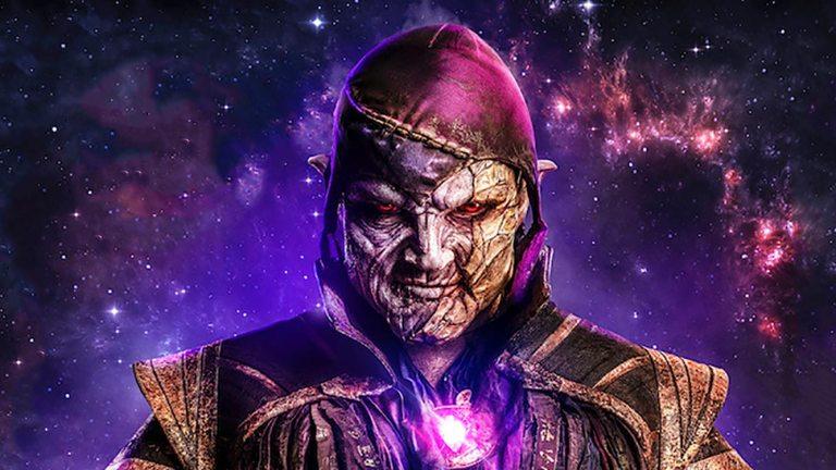 Nick Tarabay as Eclipso in DC'S Stargirl