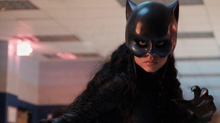 Yvette Monreal as Yolanda Montez/Wildcat on Stargirl Season 2 Episode 7