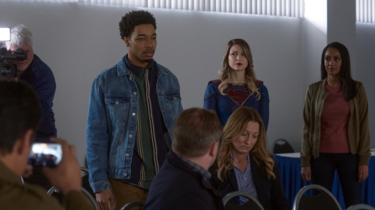 Supergirl Finds Her Voice and Nia Finds Her Power