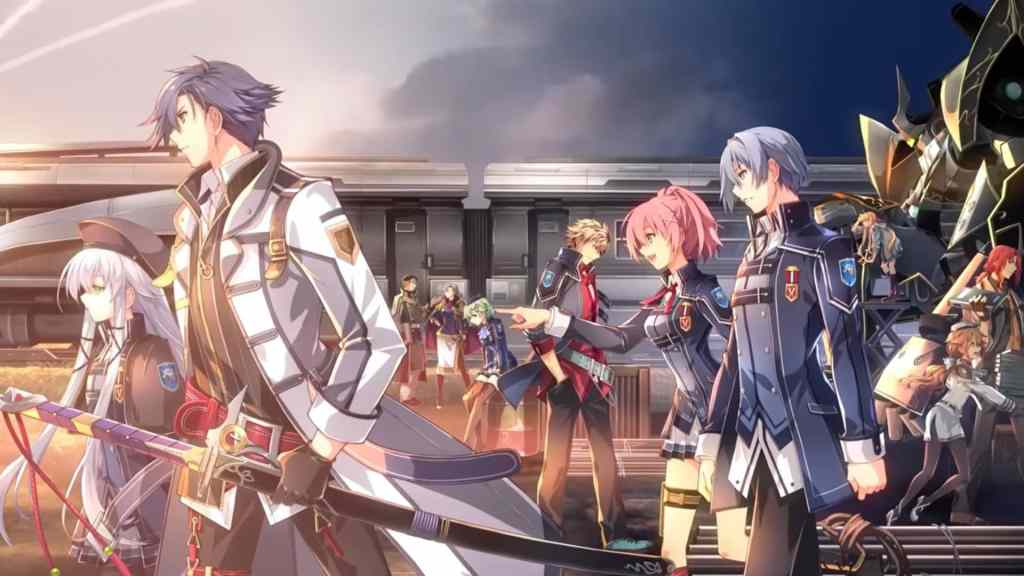 The Legend of Heroes: Trail of Cold Steel III
