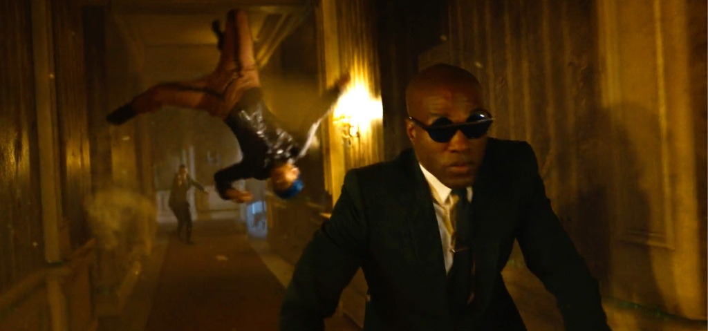 The Matrix 4 Morpheus Agent