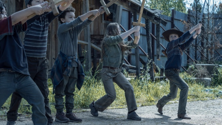 the walking dead season 11 episode 5 review out of the ashes