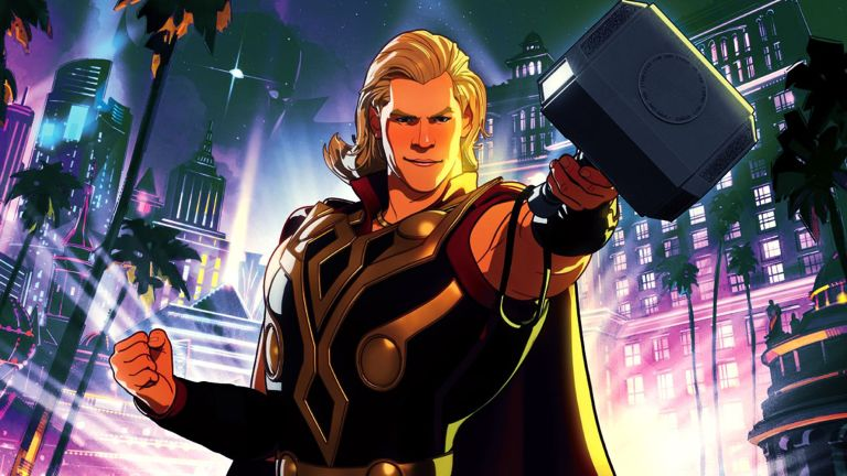 Party Thor In Marvel's What If...?