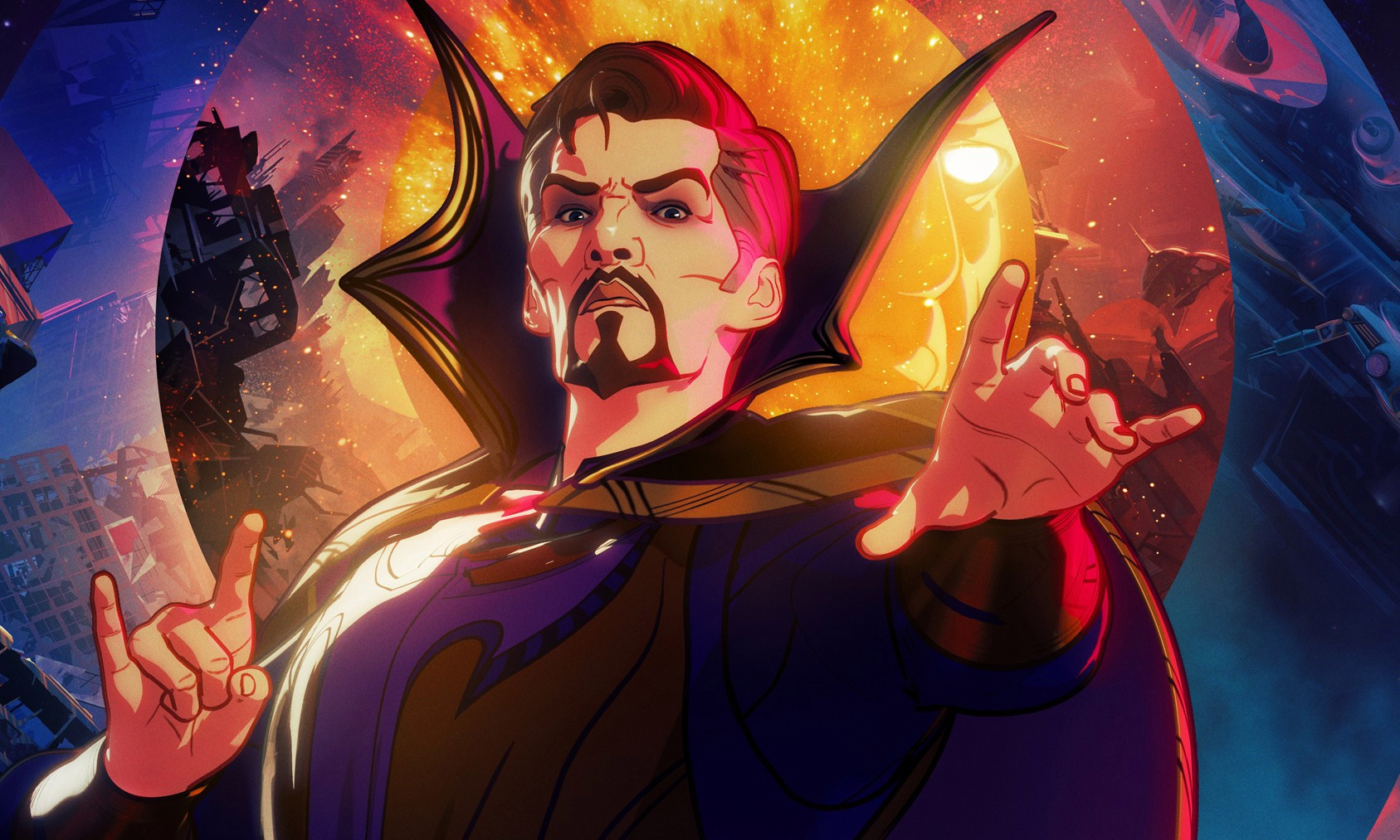 What If...? Episode 4 Review: Doctor Strange Loses His Heart - Den of Geek