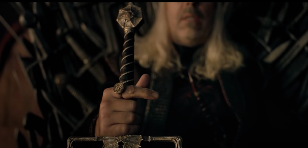 House of the Dragon on HBO Max - King Viserys I