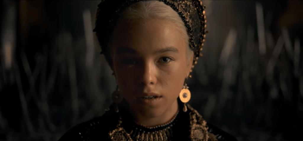House of the Dragon on HBO Max - Rhaenyra Targaryen
