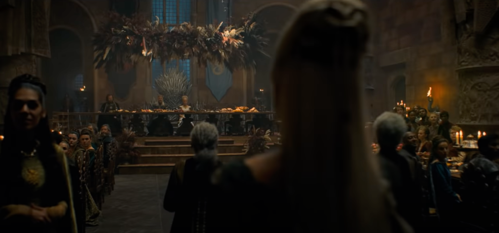 House of the Dragon on HBO Max - The Iron Throne