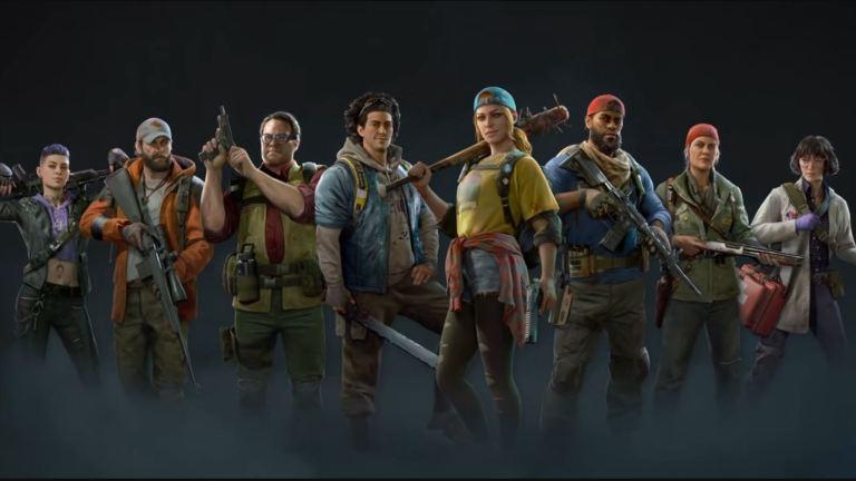 Back 4 Blood roster
