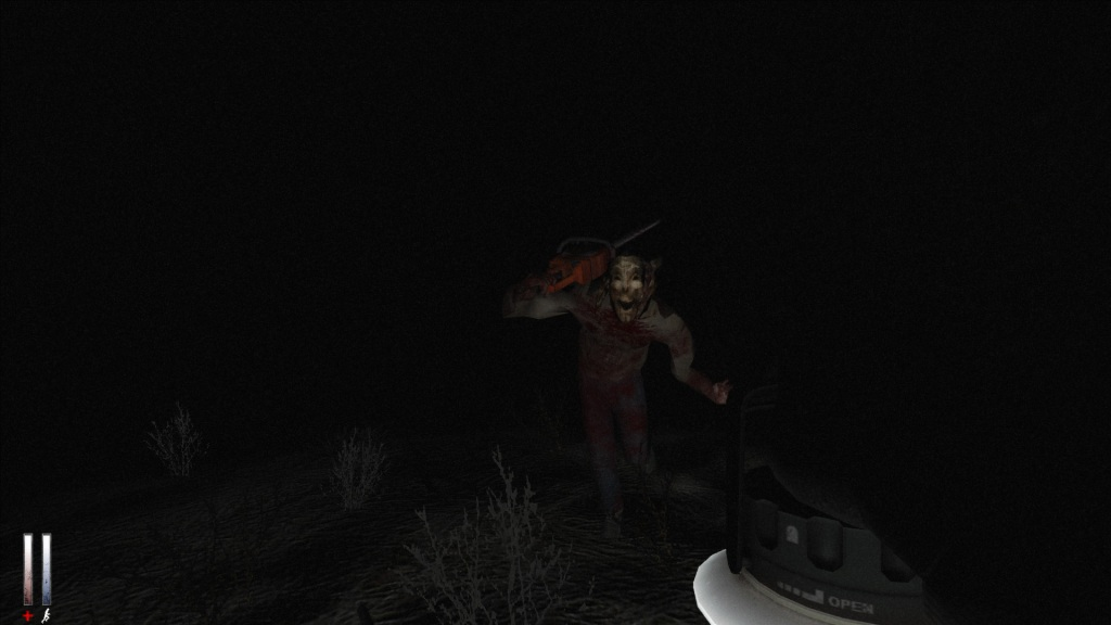 Cry of Fear horror game