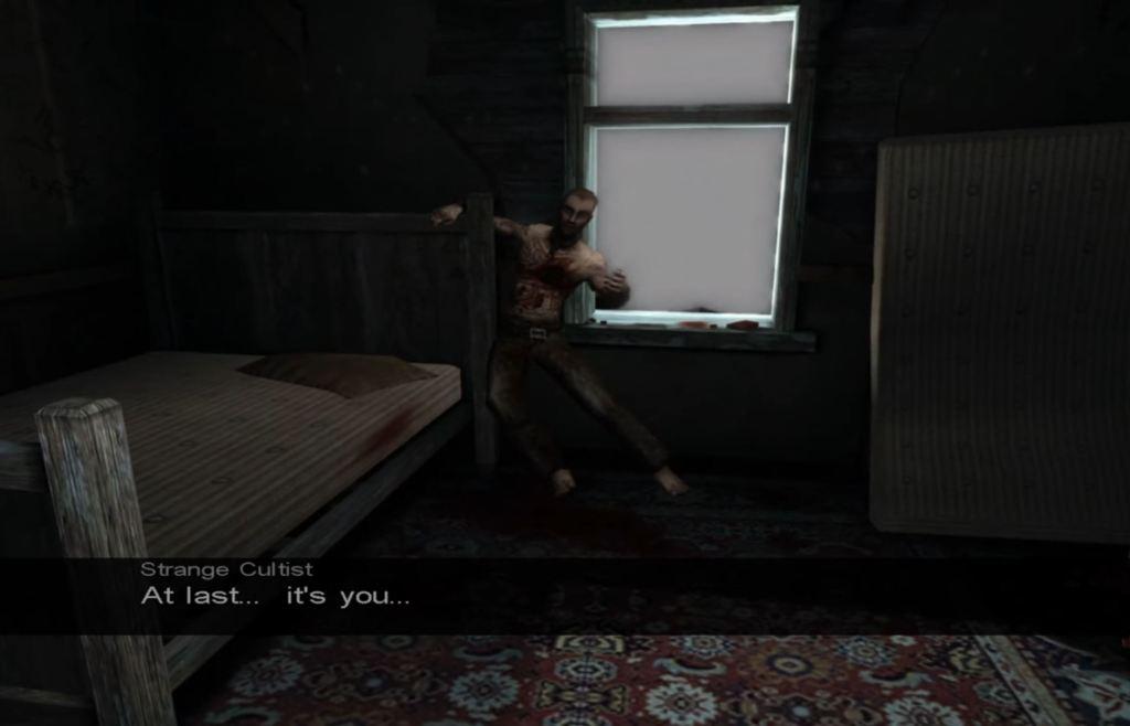Call of Cthulhu: Dark Corners of the Earth horror games