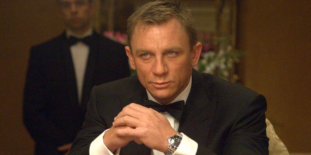 Daniel Craig in Casino Royale